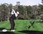 Dustin Johnson Signed 8 x 10 Photo JSA