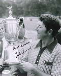 Hale Irwin Signed 8 x 10 Photo JSA