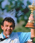 Tony  Jacklin Signed 8 x 10 Photo JSA