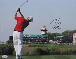Davis Love III Signed 11 x 14 Photo PSA