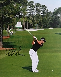 Edoardo Molinari Signed 8 x 10 Photo JSA