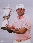 Graeme McDowell Signed 11 x 14 Photo JSA