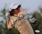 Rory McIlroy Signed 8 x 10 Photo JSA