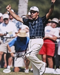 Gary Player Signed 8 x 10 Photo JSA