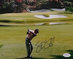 Steve Stricker Signed 8 x 10 Photo JSA