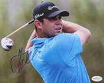 Gary Woodland Signed 8 x 10 Photo JSA