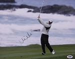 Mike Weir Signed 11 x 14 Photo PSA