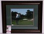 Fred Couples Signed & Framed 11 x 14 Photo JSA