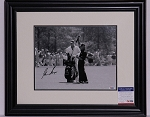 Gary Player Signed & Framed 11 x 14 Photo PSA