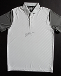 Rory McIlroy Signed Nike Tour Golf Shirt   Beckett Authentic